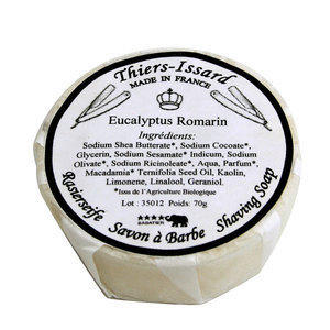 Sapone da Barba Thiers Issard 70 gr Eucalipto & Rosmarino