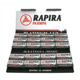 Lametta da Barba Rapira Platinum Lux stecca 20 pc.