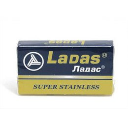 Lame Ladas Super Stainless pacchetto 5 lame