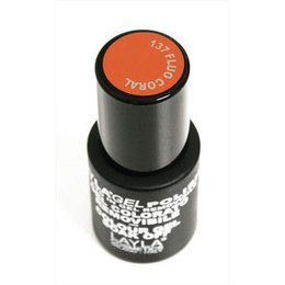 LaylaGel Polish Gel Colorato nr 137 Fluo Coral 10 ml