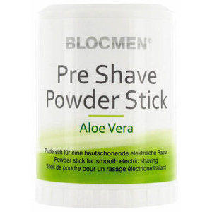 Blocmen Pre Shave Powder Stick 60 gr. Aloe Vera
