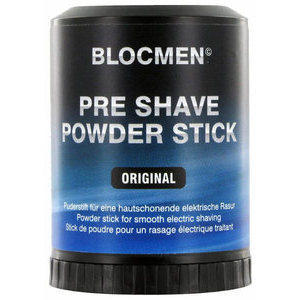 Blocmen Pre Shave Powder Stick 60 gr. Original