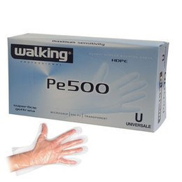 Guanti Polietilene Walking PE500 500 pz.