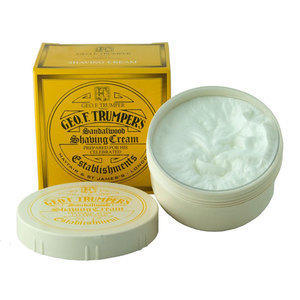 Shaving Cream Sandalwood G.F.Trumper Ciotola 200 ml