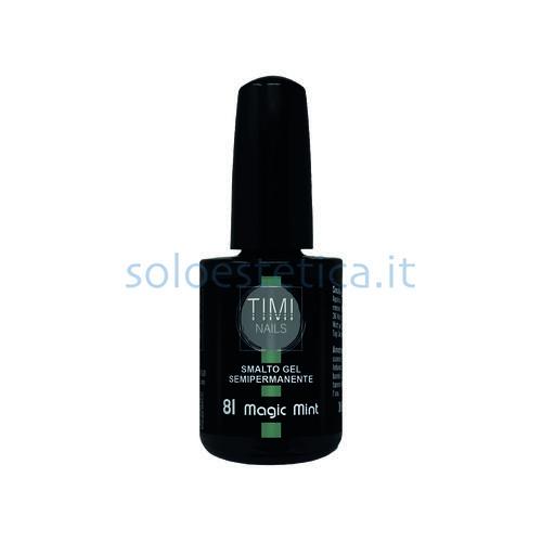 TN Smalto Gel Semipermanente nr. 81 Magic Mint 14 ml.