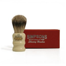Pennello da Barba Berkeley 46 Best Badger Simpsons