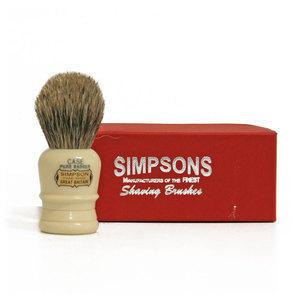 Pennello da Barba Case C1 Pure Badger Simpsons
