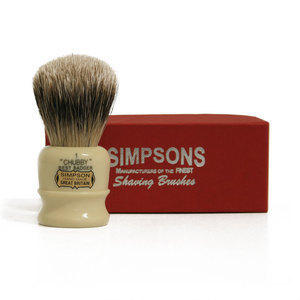Pennello da Barba Chubby CH1 Best Badger Simpsons