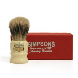 Pennello da Barba Classic CL2 Best Badger Simpsons