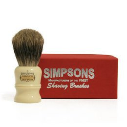 Pennello da Barba Duke D3 Pure Badger Simpsons