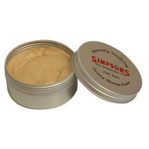 Crema da Barba Luxury Cafè Latte Simpsons 125 ml.