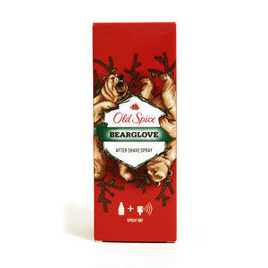 Old Spice After Shave Spray Bearglove 100 ml