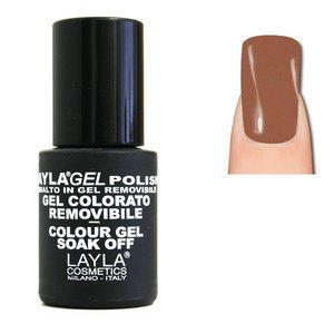 LaylaGel Polish Gel Colorato nr 150 3D Taupe 10 ml