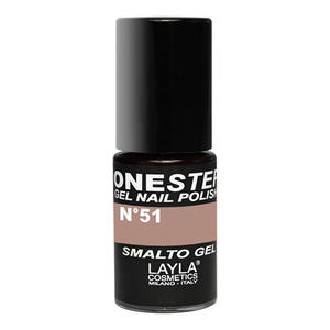 Smalto Semipermanente Step Gel Polish nr 51 Layla 5 ml
