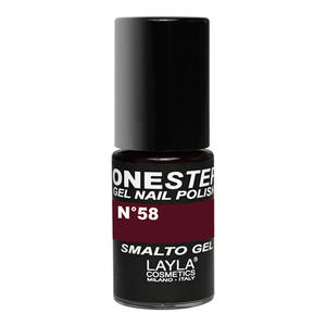 Smalto Semipermanente Step Gel Polish nr 58 Layla 5 ml