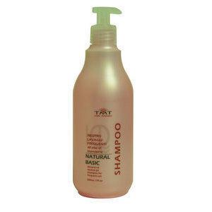 HQ Shampoo Natural Basic lav.frequenti 500 ml