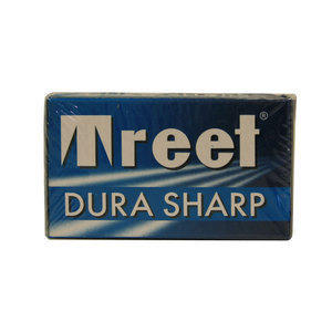 Lametta da Barba Treet Dura Sharp Pacchetto 10 Lame