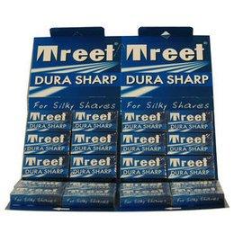 Lametta da Barba Treet Dura Sharp Stecca 20 Pc