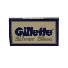 Lametta Gillette Silver Blue 5 lame