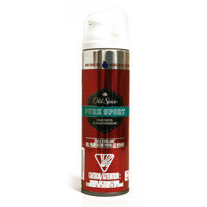 Old Spice Gel da Barba Pure Sport 198 gr