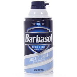 Schiuma Barba Barbasol Arctic Chill 300 ml