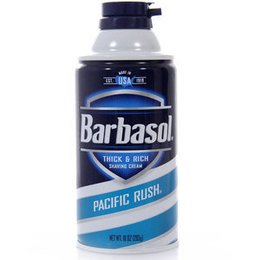 Schiuma Barba Barbasol Pacific Rush 300 ml