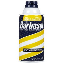 Schiuma Barba Barbasol Skin Conditioner 300 ml
