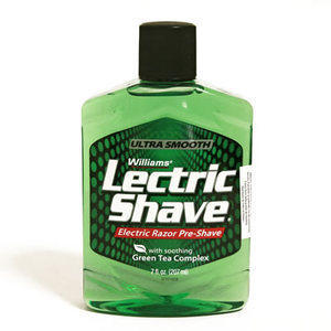 Williams Lectric Pre Shave 207 ml