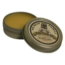 Beard Stache Wax Woodland 30 ml Mr Bear Family