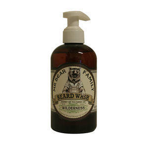 Mr.Bear Beard Wash Wilderness 250 ml