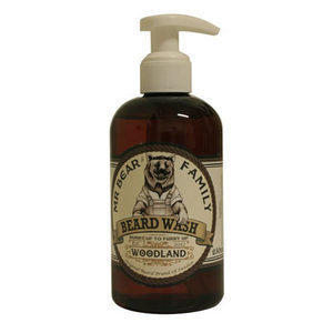 Mr.Bear Beard Wash Woodland 250 ml