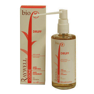Lozione Antiforfora Bio Nature DRUFF Raywell 100 ml