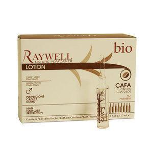 Raywell Bio Nature Fiale Caduta Uomo 10 pz 10 ml