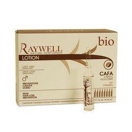 Fiale Caduta Uomo Bio Nature CAFA Raywell sc. 10 fiale da 10 ml. cad.
