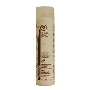 Shampoo Bio Nature CAFA Prevenzione Caduta Uomo Raywell 250 ml