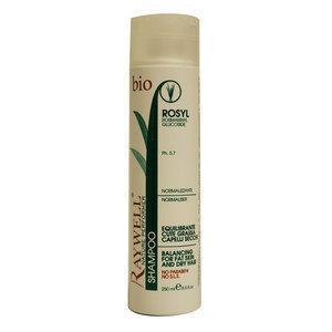 Shampoo Bio Nature ROSYL Equilibrante Raywell 250 ml