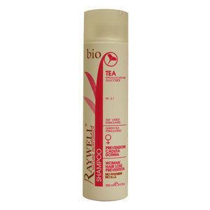 Shampoo Bio Nature TEA Prevenzione Caduta Donna Raywell 250 ml