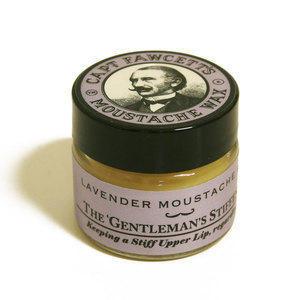 Captain Fawcett Mustache Wax Lavender 15 gr