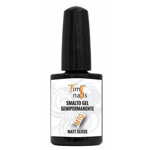 TN Smalto Gel Semipermanente Matt Gloss 14 ml.