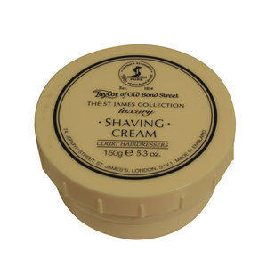 Taylors Crema da barba Ciotola 150 ml St. James Collection
