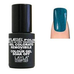 LaylaGel Polish Gel Colorato nr 132 Glam Dollar 10 ml