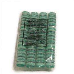 Bigodino Calamit Verde BG184A 5� misura diametro 28 mm.