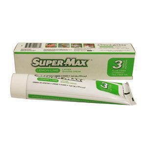 Supermax Crema da Rasatura Limone-Lime 100 gr