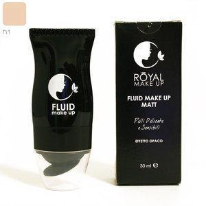 Fondotinta Fluid Make up Matt nr. 1 30 ml