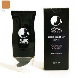 Fondotinta Fluid Make up Matt nr. 3 30 ml