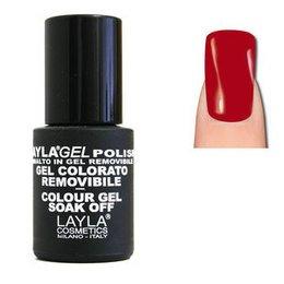 LaylaGel Polish Gel Colorato nr 134 Fifth Aveneue 10 ml