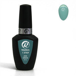 1-Step Gel Polish Roby #119 Jade Green 8 ml