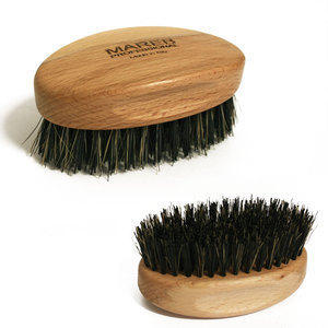 Meloncino spazzola per barba piccolo Quebarba