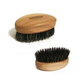 Meloncino spazzola per barba piccolo Quebarba Mar