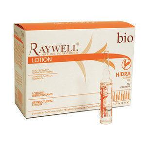 Hidra Lozione Ristrutturante Raywell 10 fiale da 10 ml